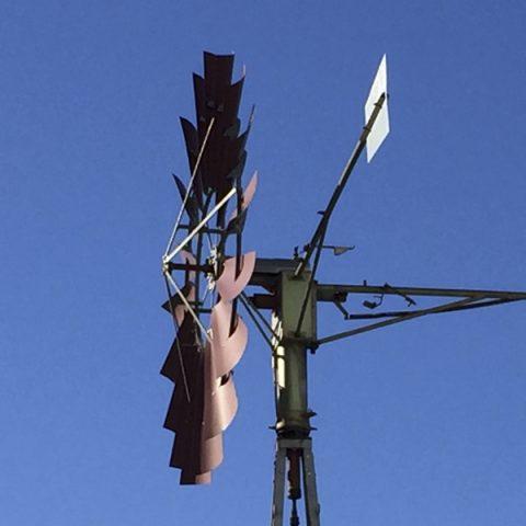 hierros fergo molinos de viento