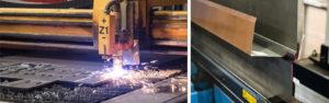 Plasma y plegadora servicios hierros fergo